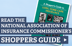 Shopper's Guide To Long-Term Care Insurance